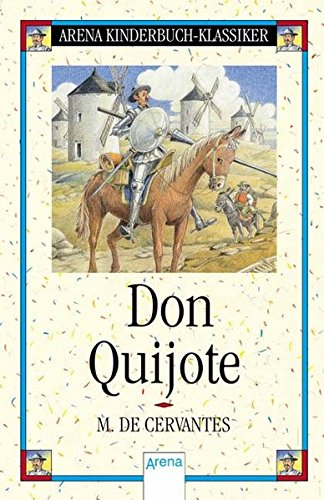 9783401059464: Don Quijote