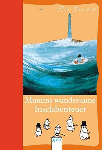 9783401059556: Mumins wundersame Inselabenteuer