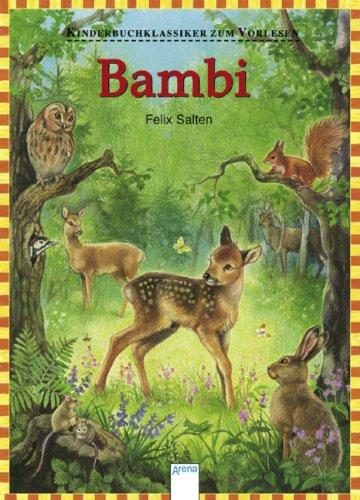 9783401059693: Bambi: Kinderbuchklassiker zum Vorlesen