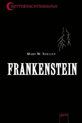 9783401061139: Mitternachtsbibliothek. Frankenstein