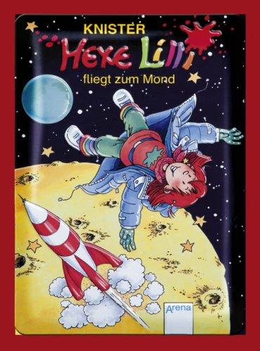 9783401061412: Hexe Lilli fliegt zum Mond