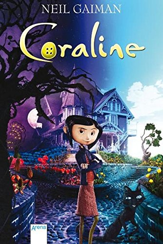 Coraline German Edition graphic novel signed Neil: Neil Gaiman