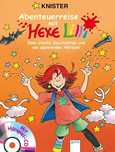 9783401064987: Abenteuerreise mit Hexe Lilli: Zwei starke Geschichten und ein spannendes Hörspiel