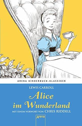 9783401065984: Alice im Wunderland: Mit einem Vorwort von Chris Riddell