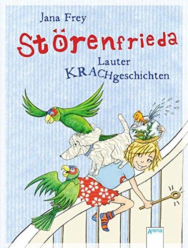9783401065991: Störenfrieda 01: Lauter Krachgeschichten