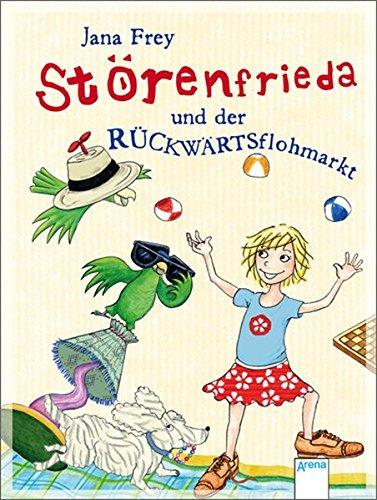 9783401066394: St�renfrieda 02 und der R�ckw�rtsflohmarkt: Lauter Krachgeschichten