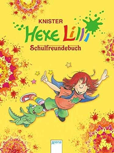 9783401066400: Hexe Lilli. Schulfreundebuch