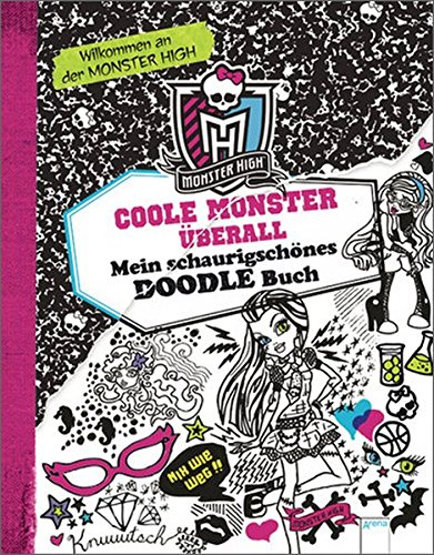 9783401068282: Monster High. Coole Monster überall