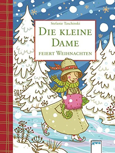 9783401069012: Die kleine Dame feiert Weihnachten