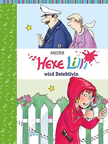 9783401069418: Hexe Lilli wird Detektivin