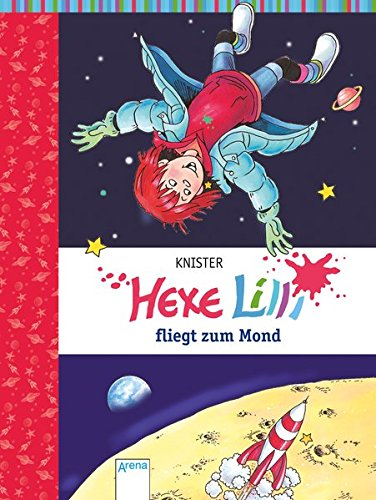9783401069517: Hexe Lilli fliegt zum Mond: Band 15