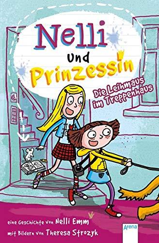 9783401069906: Nelli und Prinzessin 02. Die Leihmaus im Treppenhaus
