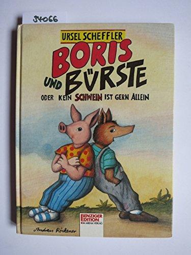 9783401070223: Boris und Bürste