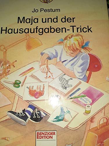 9783401070384: Maja und der Hausaufgaben-Trick