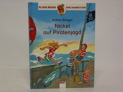 9783401072173: Nickel auf Piratenjagd