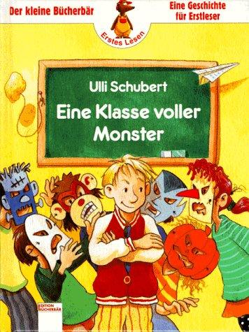9783401074467: Eine Klasse voller Monster