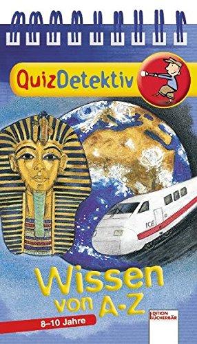 9783401080239: QuizDetektiv. Wissen von A-Z