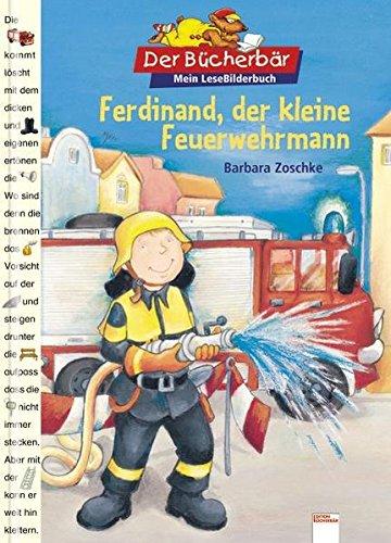 9783401080819: Ferdinand, der kleine Feuerwehrmann!