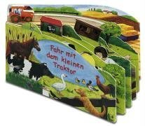9783401081434: Fahr mit dem kleinen Traktor. ( Ab 2 J.).