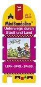 9783401084268: Mini-Bandolino Set 39. Unterwegs durch Stadt und Land