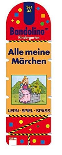 9783401086798: Bandolino Set 33. Alle meine Märchen.