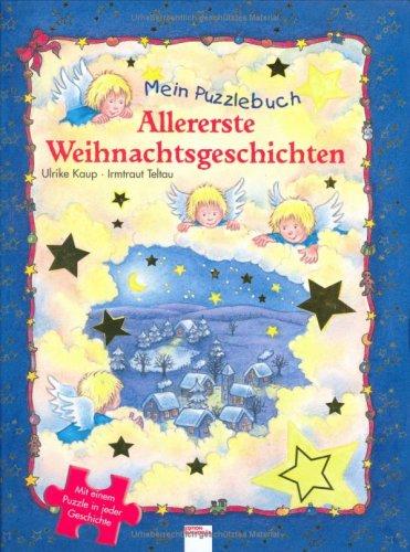 9783401087979: Mein Puzzlebuch, Allererste Weihnachtsgeschichten