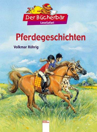 9783401089072: Pferdegeschichten