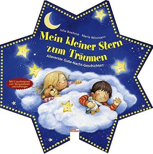 9783401089768: Mein kleiner Stern zum Träumen: Allererste Gute-Nacht-Geschichten