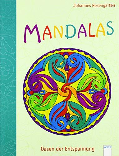 9783401090009: Mandalas - Oasen der Entspannung