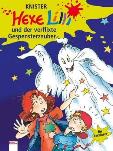 9783401091709: Hexe Lilli und der verflixte Gespensterzauber