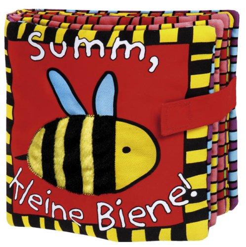 9783401092058: Mein Kuschel-Fühlbuch - Summ, kleine Biene!