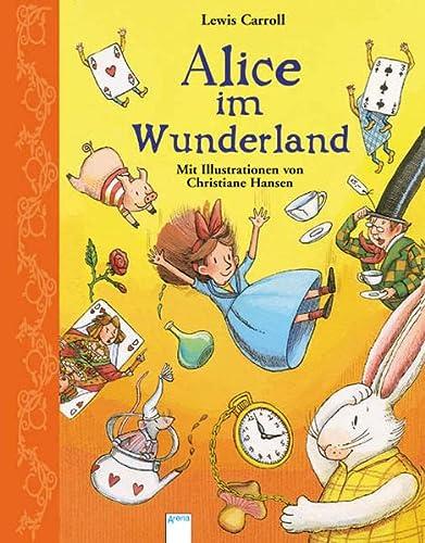 9783401092539: Alice im Wunderland: Bilderbuch-Klassiker