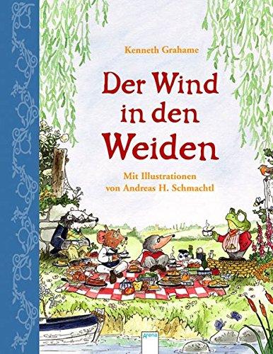 9783401092744: Der Wind in den Weiden: Bilderbuch-Klassiker