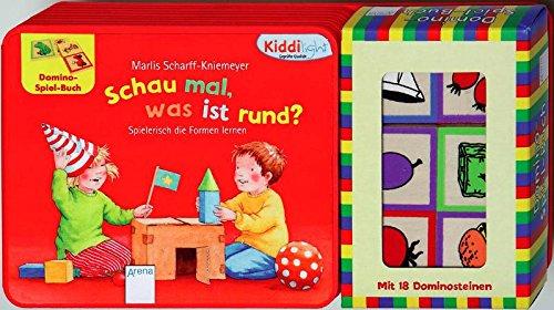 9783401093826: Schau mal, was ist rund?: Spielerisch die Formen lernen