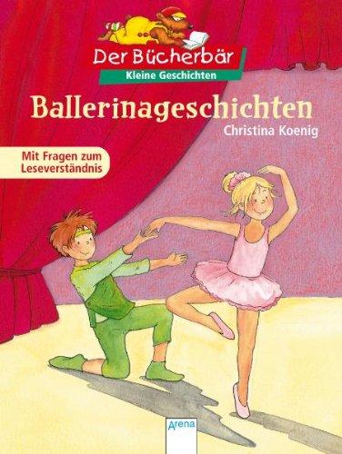 9783401094342: Ballerinageschichten