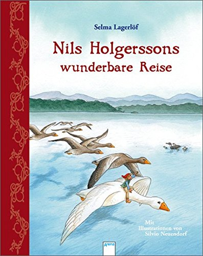 9783401094571: Nils Holgerssons wunderbare Reise: Arena Bilderbuch-Klassiker mit CD
