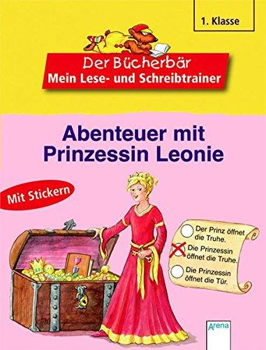 9783401095028: Abenteuer mit Prinzessin Leonie