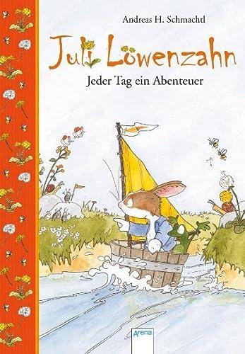 9783401096001: Juli Löwenzahn - Jeder Tag ein Abenteuer : Vorlesebuch