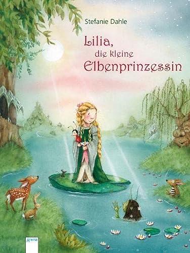 9783401096049: Lilia, die kleine Elbenprinzessin