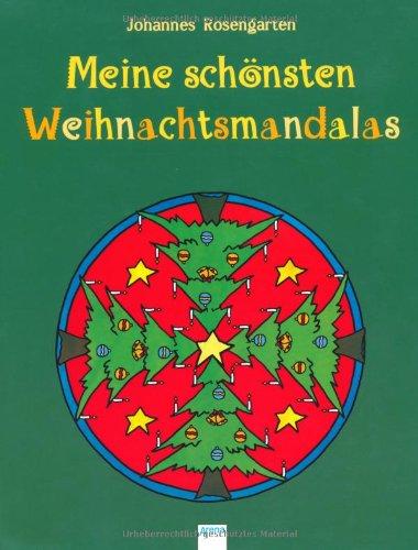 9783401096773: Meine schönsten Weihnachtsmandalas