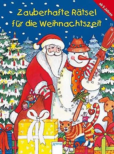 9783401096841: Zauberhafte Rätsel für die Weihnachtszeit