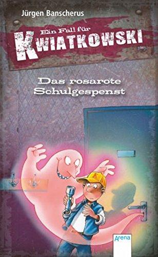 9783401099033: Ein Fall für Kwiatkowski - Das rosarote Schulgespenst