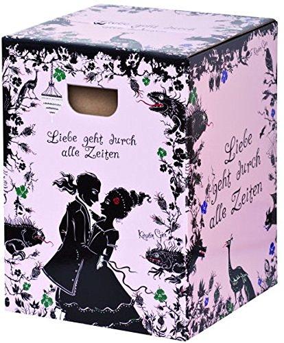 9783401194158: Rubinrot - Saphirblau - Smaragdgrün - Papphocker: Liebe geht durch alle Zeiten
