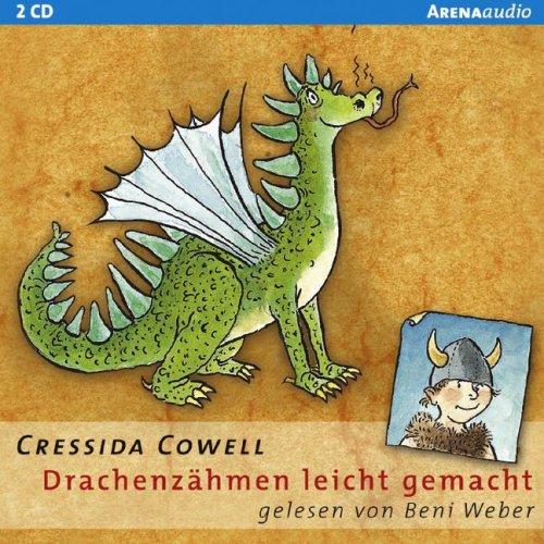 9783401256160: Drachenz�hmen leicht gemacht. 2 CDs: Ein Handbuch f�r Wikinger von Hicks dem Hartn�ckigen