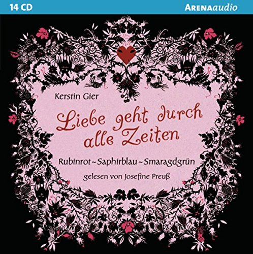 9783401267630: Rubinrot - Saphirblau - Smaragdgrün Liebe geht durch alle Zeiten
