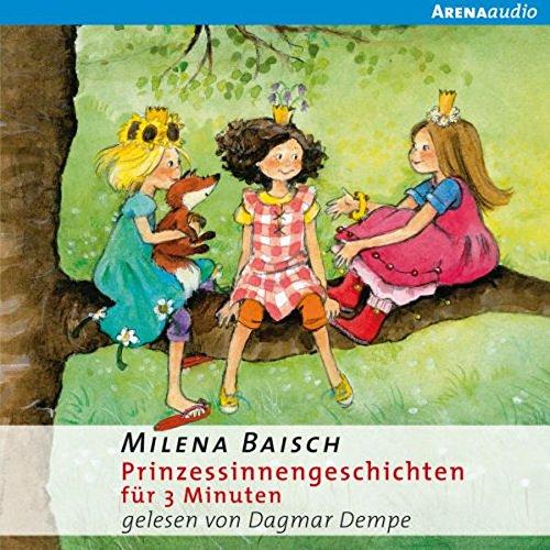 9783401297576: Prinzessinnengeschichten für 3 Minuten