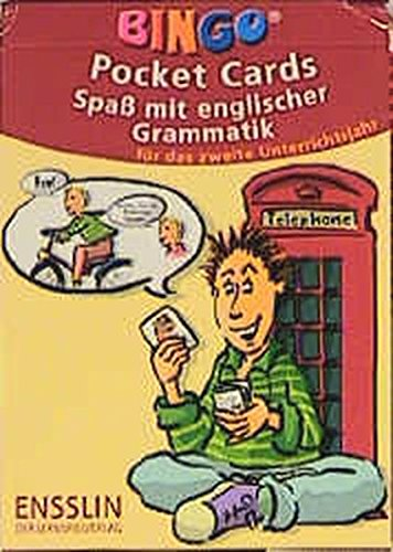 9783401410456: Spaß mit englischer Grammatik