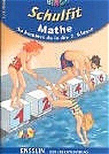 9783401411880: Schulfit Mathe. So kommst du in die 2. Klasse.