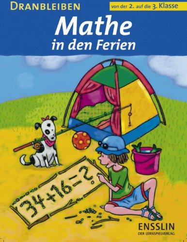 9783401414706: Dranbleiben - Mathe in den Ferien 2./3. Klasse