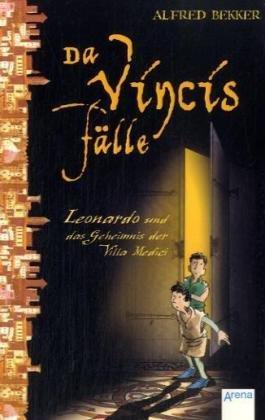 9783401500089: Leonardo und das Geheimnis der Villa Medici